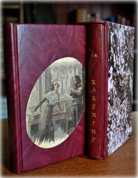 Bradel Anna Karénine Tolstoï