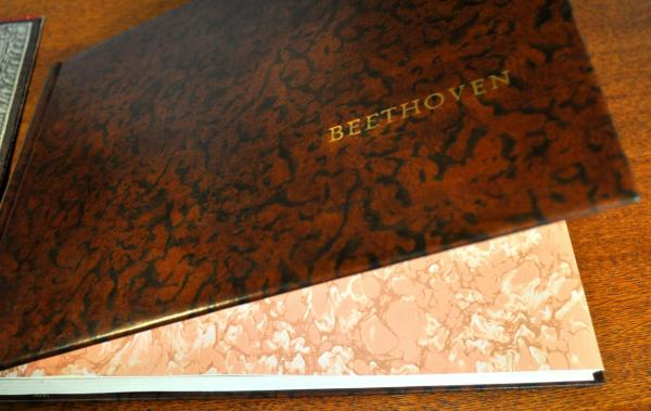 Bradel Partition Beethoven